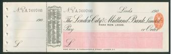 Picture of London City & Midland Bank Ltd., Park Row, Leeds, 190(4)