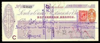 Picture of London County & Westminster Bank Ltd., London, Beckenham, 19(19)