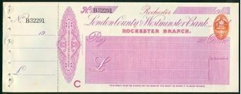 Picture of London County & Westminster Bank Ltd., Rochester, 19(14)