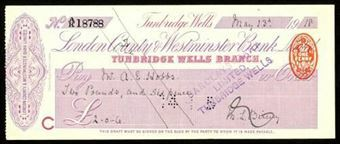 Picture of London County & Westminster Bank Ltd., Tunbridge Wells, 19(18)