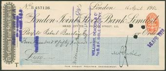 Picture of London Joint Stock Bank Ltd., 5 Princes Street, E.C., 191(2)