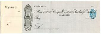 Picture of Manchester & Liverpool District Banking Co Ltd., Sandbach, 19(23)