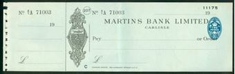 Picture of Martins Bank Ltd., Carlisle, 19(31)