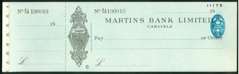 Picture of Martins Bank Ltd., Carlisle, 19(31)