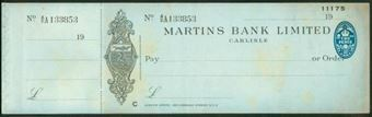 Picture of Martins Bank Ltd., Carlisle, 19(34)