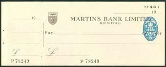 Picture of Martins Bank Ltd., Kendal, 19(44)
