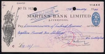 Picture of Martins Bank Ltd., Liverpool, 19(44)