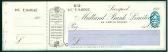 Picture of Midland Bank Ltd., 62, Castle Street, Liverpool, 192(4), type 2a