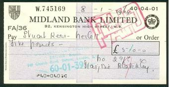 Picture of Midland Bank Ltd., 92, Kensington High Street, W.8., 19(66), type 10