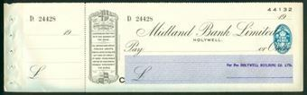 Picture of Midland Bank Ltd., Holywell, 19(35), type 3b variety