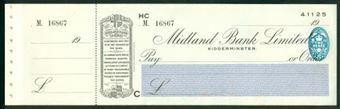 Picture of Midland Bank Ltd., Kidderminster, 19(33), type 3b
