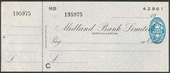 Picture of Midland Bank Ltd., Northallerton, 19(42), type 6
