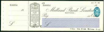 Picture of Midland Bank Ltd., Retford, 19(38), type 3b