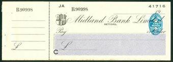 Picture of Midland Bank Ltd., Retford, 19(42), type 7