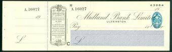 Picture of Midland Bank Ltd., Ulverston, 19(39), type 3b