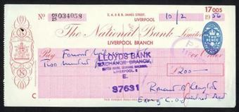 Picture of The National Bank, Liverpool, 19(54)