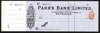 Picture of Parr's Bank Limited, Whitehaven, Whitehaven Joint Stock Bank, 19(11)
