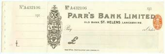 Picture of Parr's Bank Ltd., Old Bank, St. Helens, Lancashire, 190(4)