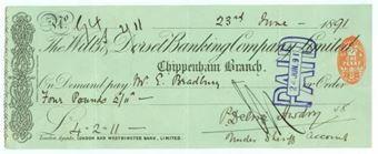 Picture of Wilts & Dorset Banking Co. Ltd., Chippenham, 18(91)