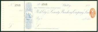 Picture of York City & County Banking Company Ltd., Whitby, 188(8)