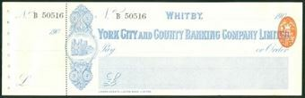 Picture of York City & County Banking Company Ltd., Whitby, 190(2)