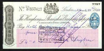 Picture of Hongkong and Shanghai Banking Corporation, London, 19(35)