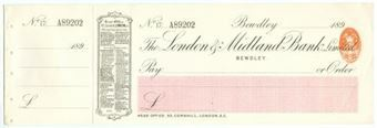 Picture of London & Midland Bank Ltd., Bewdley, 189(4)