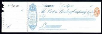 Picture of Preston Banking Co. Ltd., Southport, 18(87)