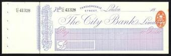 Picture of The City Bank Ltd., Threadneedle St., 18(98)