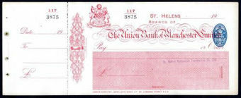 Picture of Union Bank of Manchester Ltd., St. Helens, 19(20)
