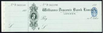 Picture of Williams Deacon's Bank Ltd., London, 192(7)
