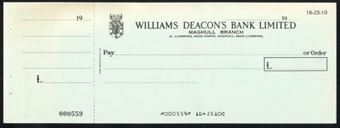 Picture of Williams Deacon's Bank Ltd., Maghull Branch, 19--, c1960