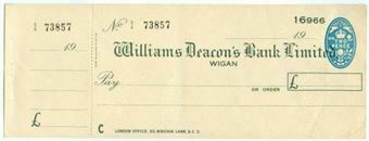 Picture of Williams Deacon's Bank Ltd., Wigan, 19(53)