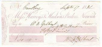 Picture of Messrs Harveys & Hudsons, Norwich, 18(31)