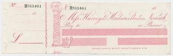 Picture of Messrs Harveys & Hudsons, Norwich, 18(67)