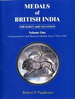 Picture of India, Medals of British India Volume One