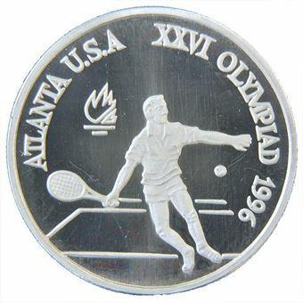 Picture of Romania, Tennis Aluminium