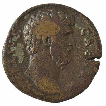 Picture of Aelius 136-38 A.D., Ӕ Sestertius
