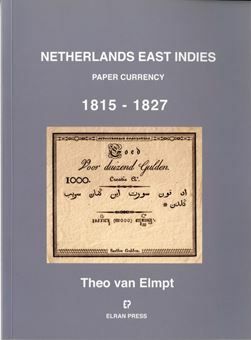 Picture of Netherlands East Indies Paper Currency 1815-1827 by T. van Elmpt