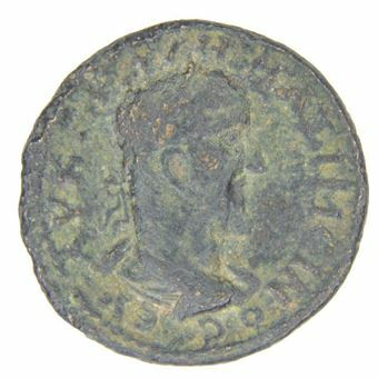 Picture of Pamphylia, Perge, Maximinus I (235-238 A.D.) AE 25. GVF+
