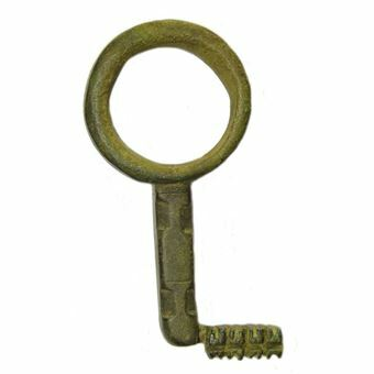 Picture of Roman, Large Bronze Key, ca. 1st-2nd cent. A.D.