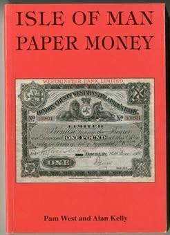 Picture of Isle of Man Paper Money by P. West & A. Kelly