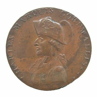 Picture of Suffolk, Bury Penny Token, 1794