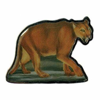 Picture of Somalia, Puma $1.00 Animal Shaped