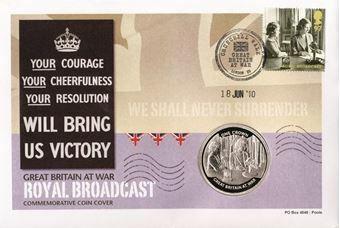 Picture of Gibraltar, Princess Elizabeth Crown Cover