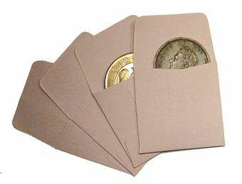 Picture of 50 Paper 2x2 envelopes