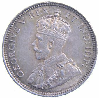 Picture of Canada, 10 Cents 1911