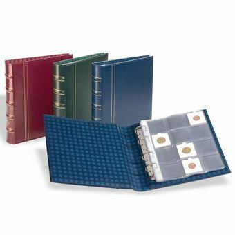 Picture of Optima Coin Album Blue