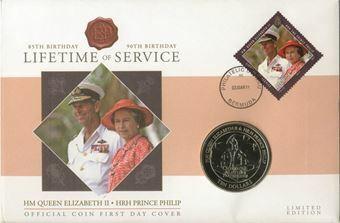 Picture of Bermuda / Fiji Crown Cover