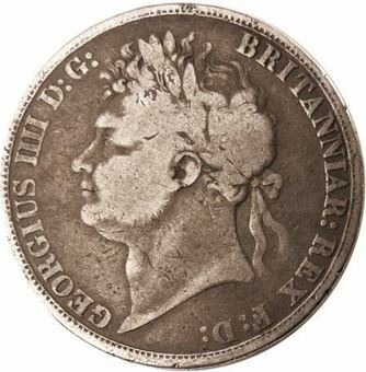 Picture of George IV, Crown Very Good